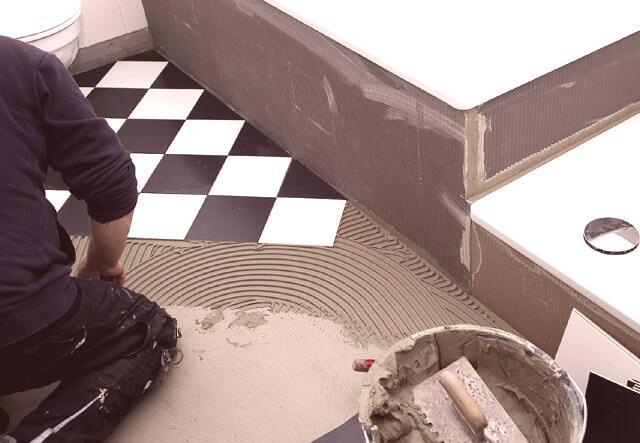 Jak Układać Płytki Na Podłodze W łazience Jastrych